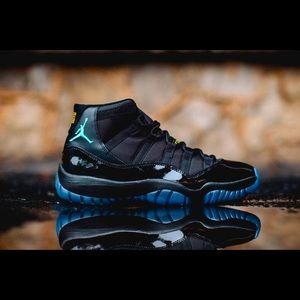 Air Jordan 11 Retro 'Gamma Blue'
